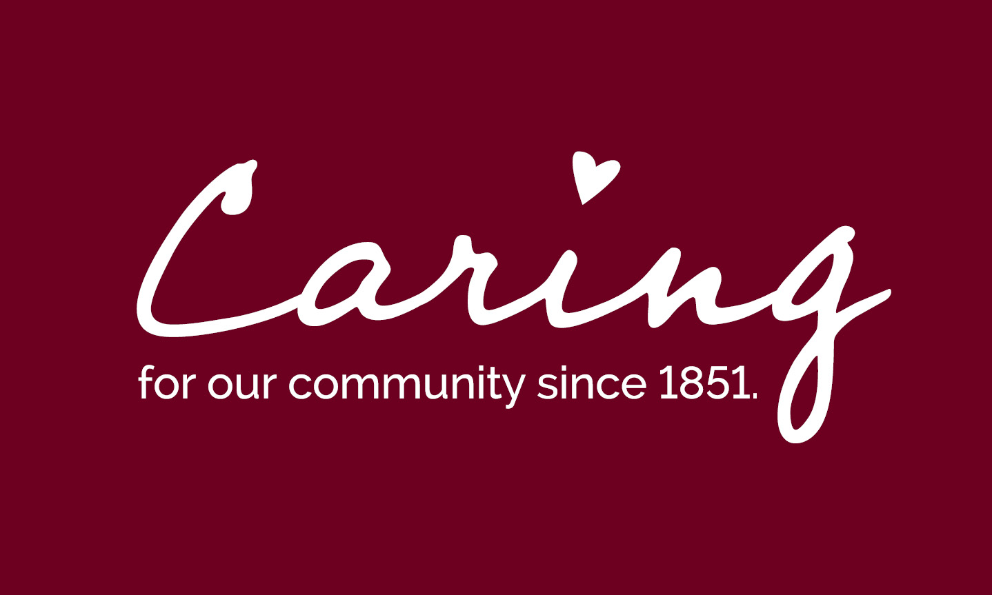 Caring for our communities since 1851
